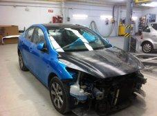 Durante la reparación